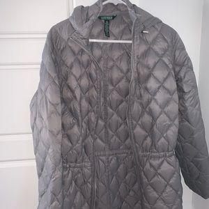 Ralph Lauren long down jacket
